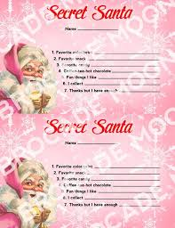 14 best secret santa images on pinterest holiday ideas