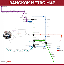 Singapore Mrt Map Asean Metro What Was The 1st Rapid Transit Electric Rail Line In