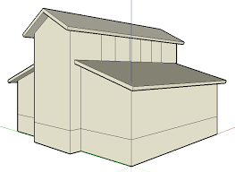 matching a photo to a model or a model to a photo sketchup