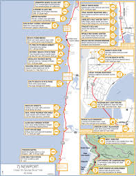 Oregon Beaches Map by Oregon Highway 101 Road Trip Guide