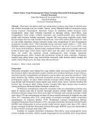 format abstrak tesis contoh abstrak