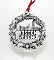 boston ornament ornament for bostonian boston pride boston city