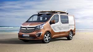 surf car opel vivaro surf concept arrives in frankfurt