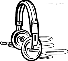 music color page coloring pages for kids miscellaneous