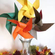 thanksgiving table centerpiece table activity fall paper