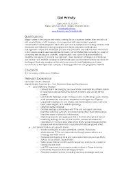 Resume For Insurance Job by New Car Dealers Ottawa Jgospel Us