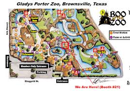 National Zoo Map Come See Nws Brownsville Rio Grande Valley At 22nd Annual Boo At