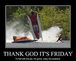 Thank Fuck Its Friday Meme - thank god it s friday