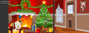 fireplace and stockings pictures gold christmas morning tree gifts