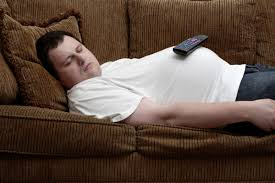 Fat Couch Potatoes Humans Are Hardwired To Be As Lazy As Possible
