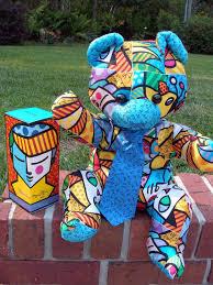 britto garden artist bears dolls u0026 bears