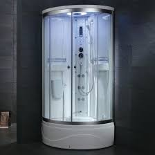 How Much Are Shower Doors How Much Does A Steam Shower Cost Steam Shower Inc