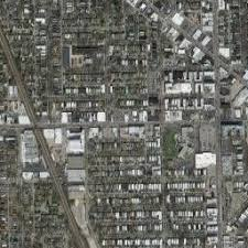 best aerial maps jackowo district of chicago usa on the satellite picture