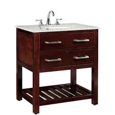 Home Decorators Collection Fraser  In W X  In D Bath - Home depot bathroom vanity granite