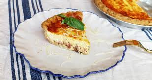 cuisine quiche lorraine healthier quiche lorraine easy and healthy recipes malibu kitchen