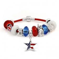 sterling silver partriotic jewelry show love for your country