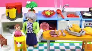 playmobil küche 5329 cocina de playmobil 5329 serie rosa juguetes de playmobil en