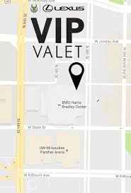 lexus of brookfield lexus vip valet milwaukee bucks