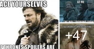 Game Of Thrones Season 3 Meme - 50 game of thrones memes to help us survive until next season