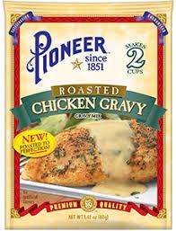 pioneer chicken roasted chicken gravy mix pioneer brand biscuit mix baking mix