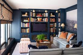 built in tv cabinet contemporary living room ashley