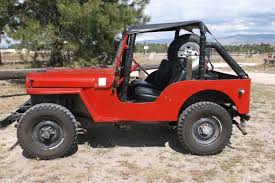 willys jeep off road 1942