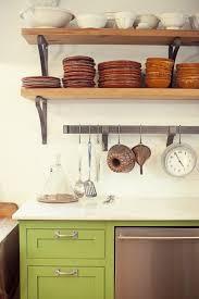 ideas of using kitchen wall shelves chromed spherical pendant