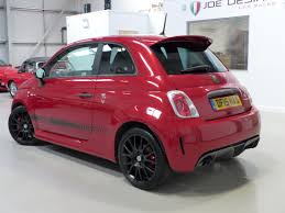 abarth 595 1 4 t jet competizione 180 bhp used car for sale in