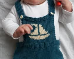 knitted baby clothes etsy