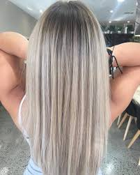 silver blonde color hair toner perfect ash blonde root shadow short hairstyles pinterest