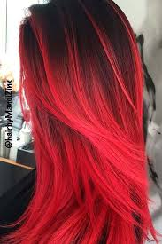 hombre style hair color for 46 year old women 23 beautiful red ombre hair red ombre hair red ombre and ombre hair