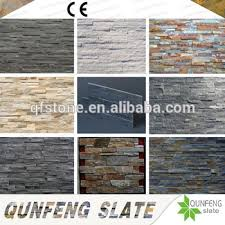 Decorative Stone Home Depot Split Surface Antacid Nature Slate Wall Panel Home Depot