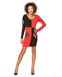 Harley Quinn Halloween Costume Size 111 Costume Images Harley Quinn