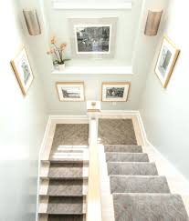 Narrow Stairs Design Basement Staircase Wall Decorating Ideas Walls Decor