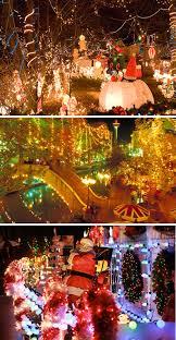 crazy christmas tree lights for the love of santa 22 crazy christmas decorations weburbanist