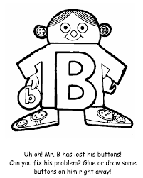 letter people coloring page 28862 bestofcoloring com