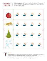 christmas worksheets sparks