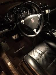 2004 porsche boxster interior 2004 porsche cayenne turbo 80k black on black rennlist porsche