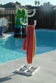 best 25 pool paint ideas on pinterest pvc towel drying rack