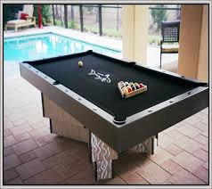 outdoor pool table cover home design ideas