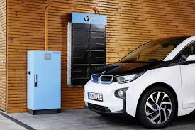 how to charge a bmw car battery bmw is turning its electric vehicle batteries into a business