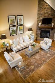 Living Room Setup With Fireplace by Best 25 Corner Fireplace Layout Ideas On Pinterest Fireplace
