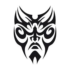 free tribal tattoo flash lovetoknow