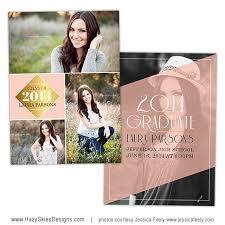 graduation photo album senior graduation card template for photographers photoshop