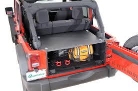jeep tailgate storage tuffy security products tailgate security enclosure for 07 17 jeep
