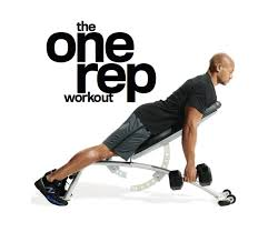 the one rep workout for incredible strength men u0027s fitness