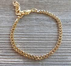 jewelry man gold bracelet images Men bracelet men gold bracelets men chain bracelet men etsy jpg