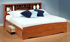 bookcase king size bookcase headboard with sliding doors