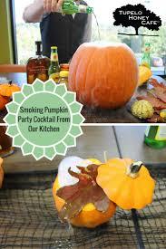 smoking pumpkin party cocktail recipe tupelo honey recipes