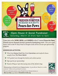 join us at a friends forever event friends forever humane society